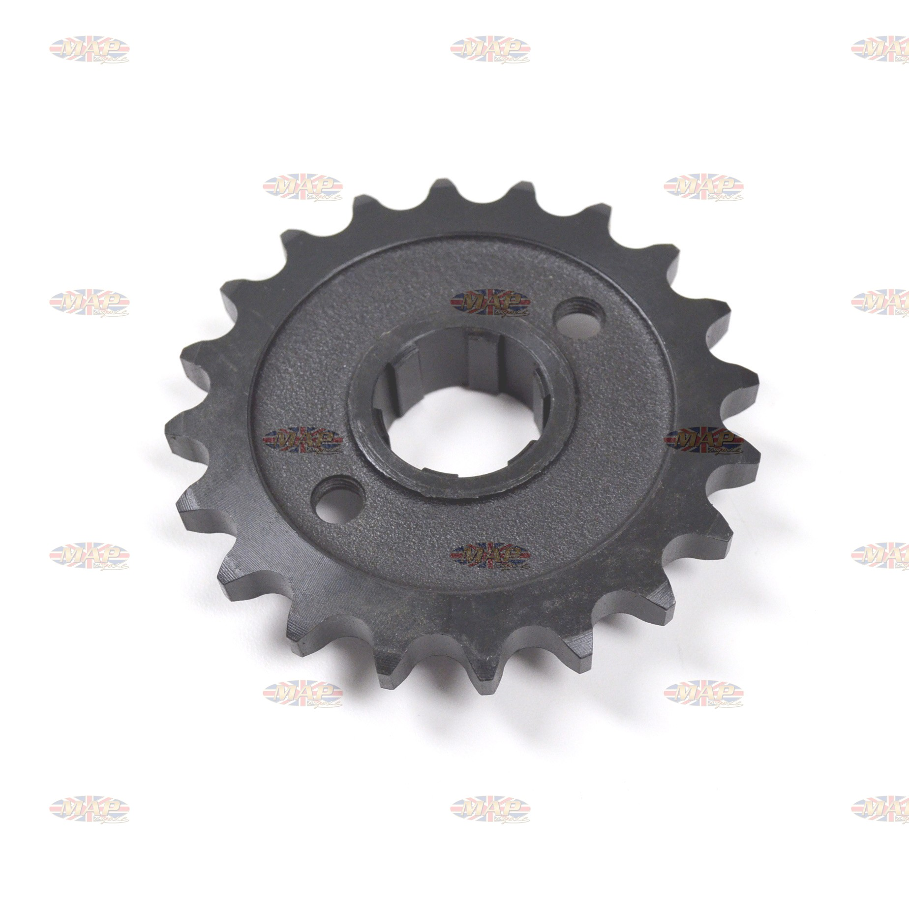 Triumph 650cc, 20 Tooth, UK-Made, Countershaft Sprocket  57-1749