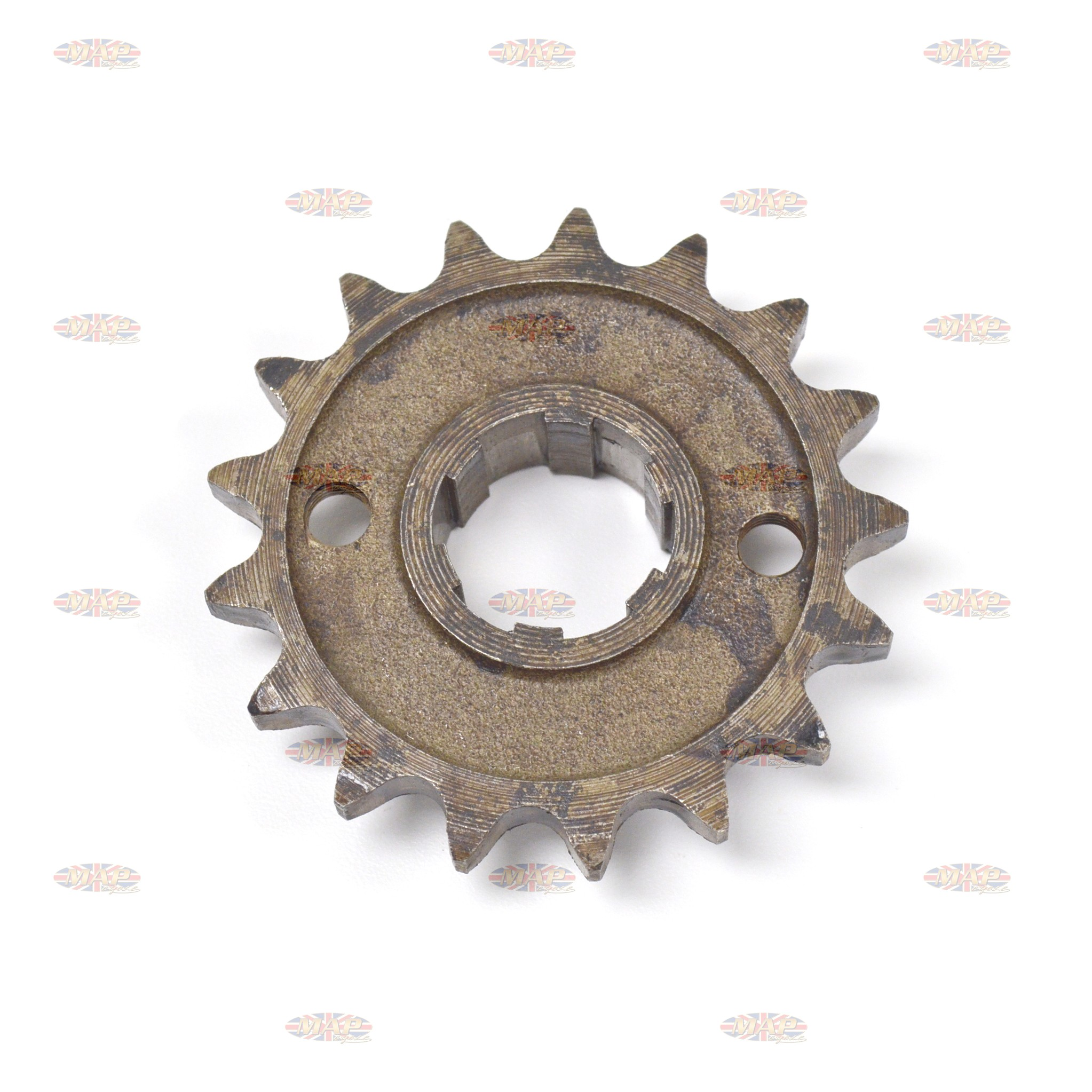 SPROCKET/ CS/ 17T P-U & 650 UNITto'64 OE 57-1816