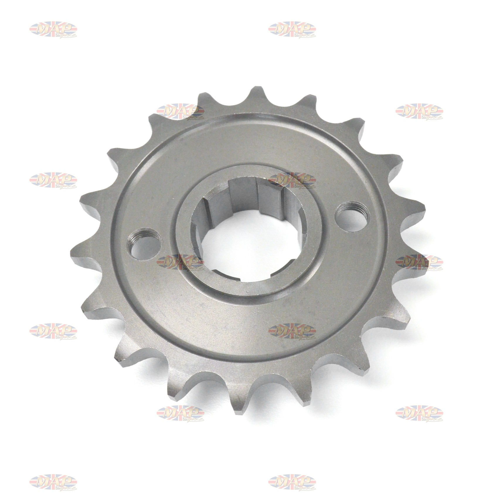 Triumph 650 TR6 T120 18-Tooth 4-Speed Gearbox Sprocket UK 57-1917