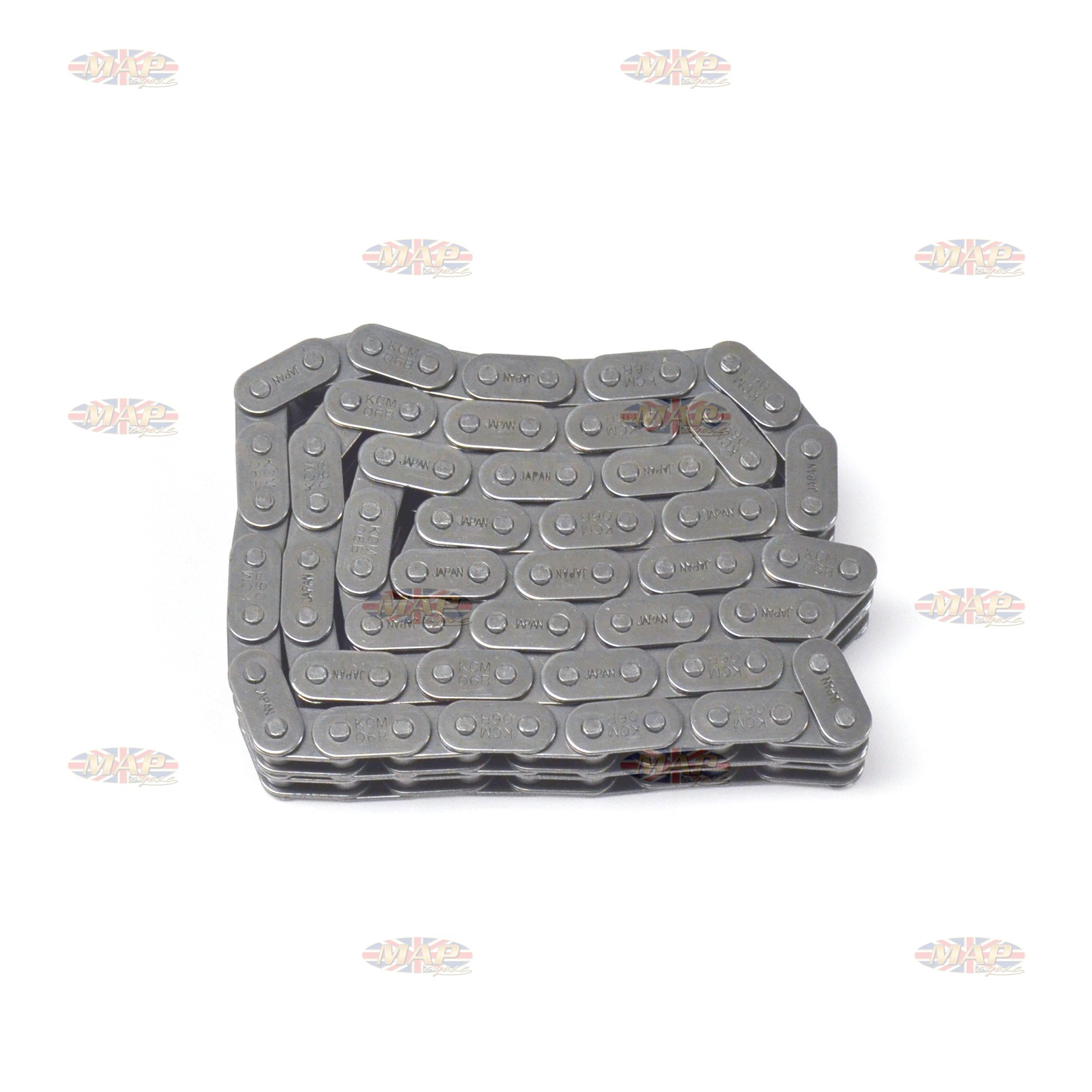 CHAIN/ PRIMARY/ 84L DUPLEX/ RENOLD ENDLS 60-0477