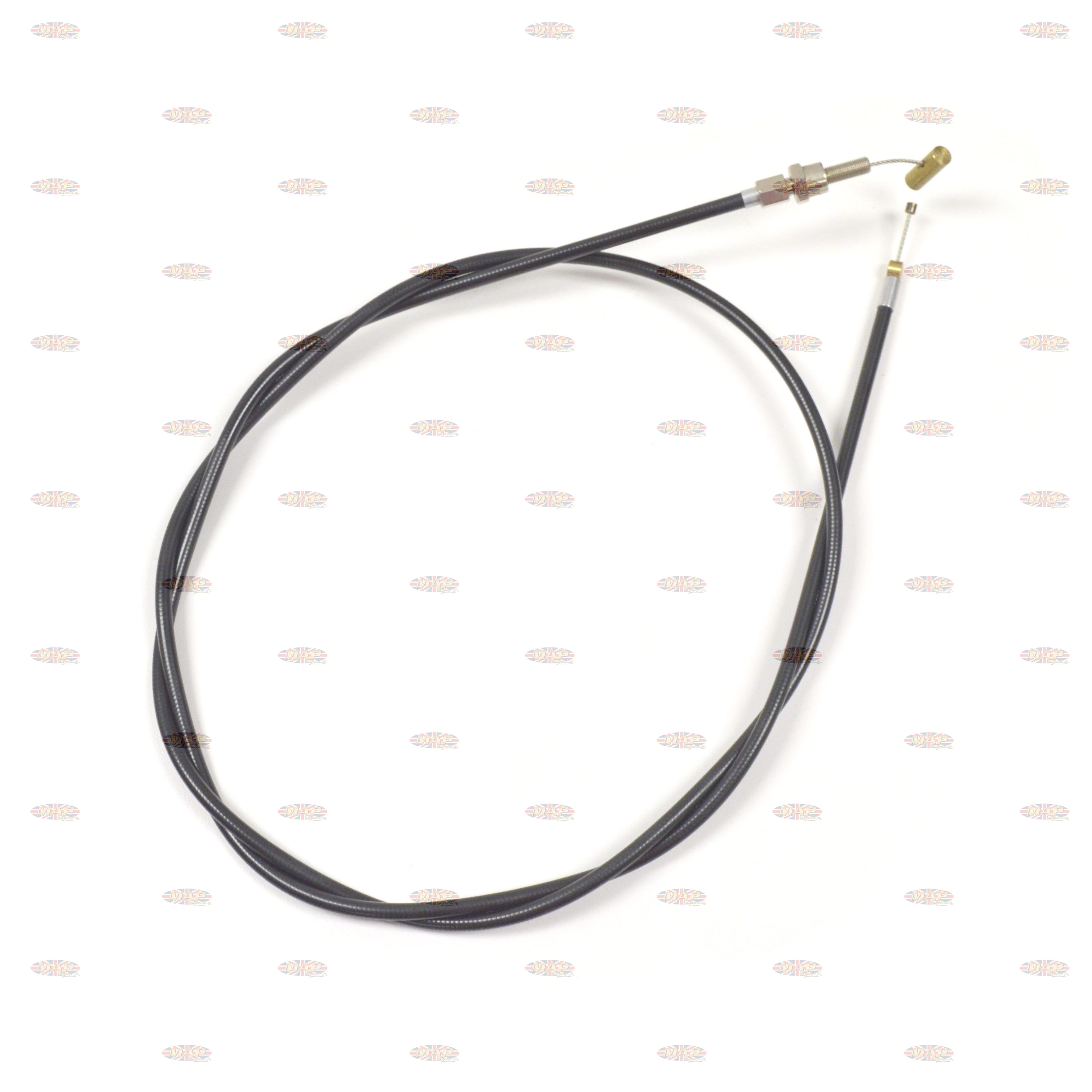 Triumph T150 Trident,  BSA A75 Rockett III Extra Long Throttle Cable  60-0890/L