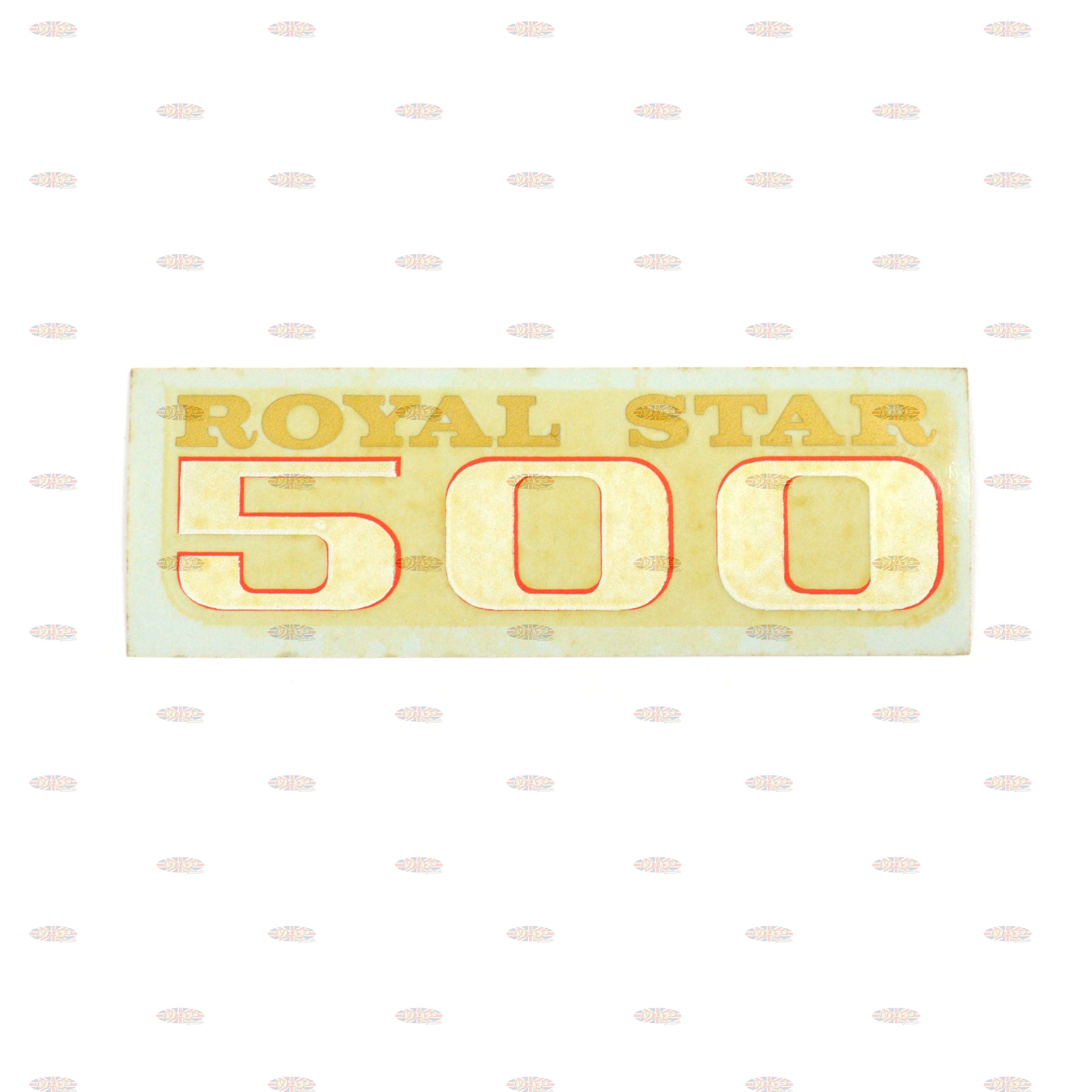 DECAL/  200 ROYAL STAR 60-2149