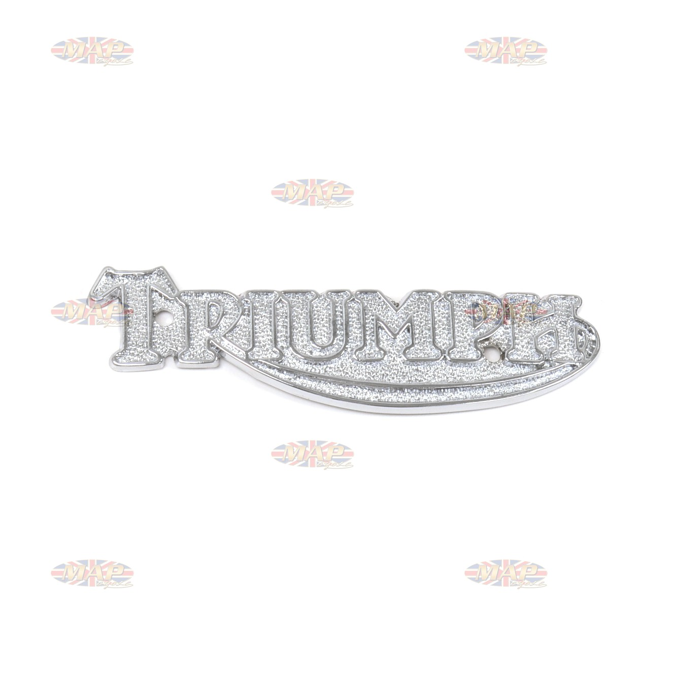 Triumph T140-TR7, English-Made, Tank Badge (sold individually)  60-2569