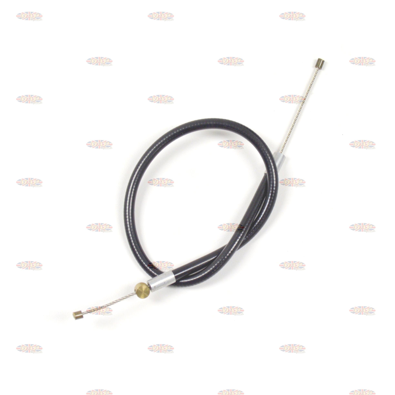 Triumph Bonneville T140 Choke Cable - Lever to Junction Upper Cable 60-4127