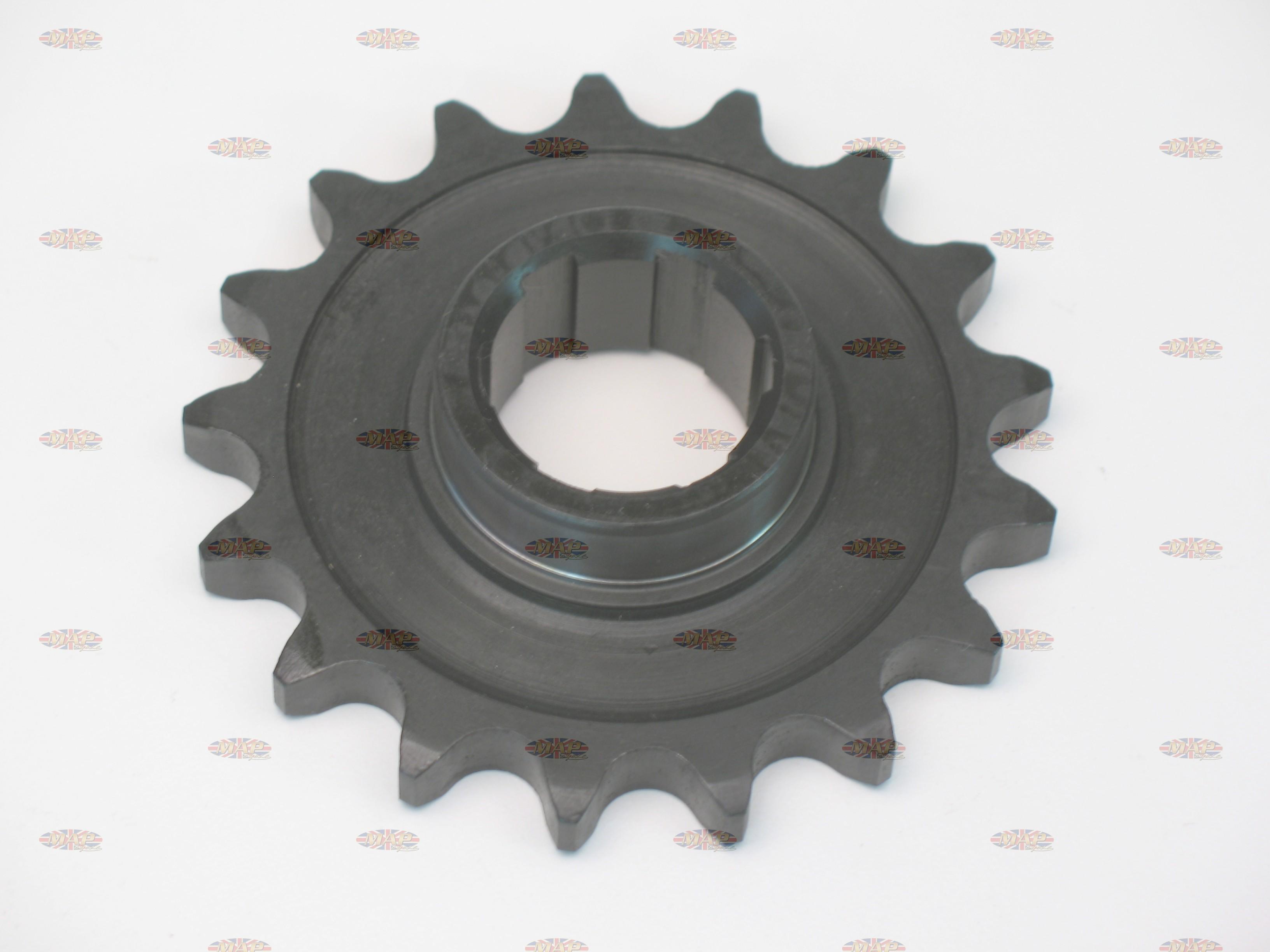 SPROCKET/ CS/ 17T A50/A65 (BRITISH MADE) 68-3072