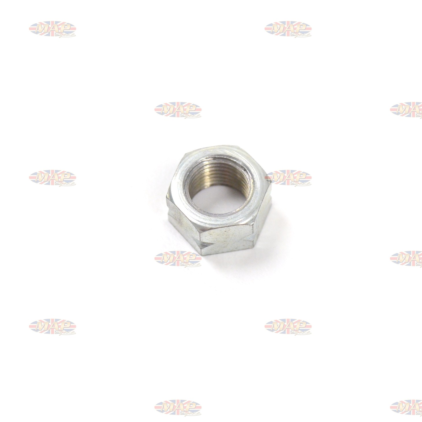 NUT/ CYL BASE SMALL EARLY (CIRCULAR RING 70-2412