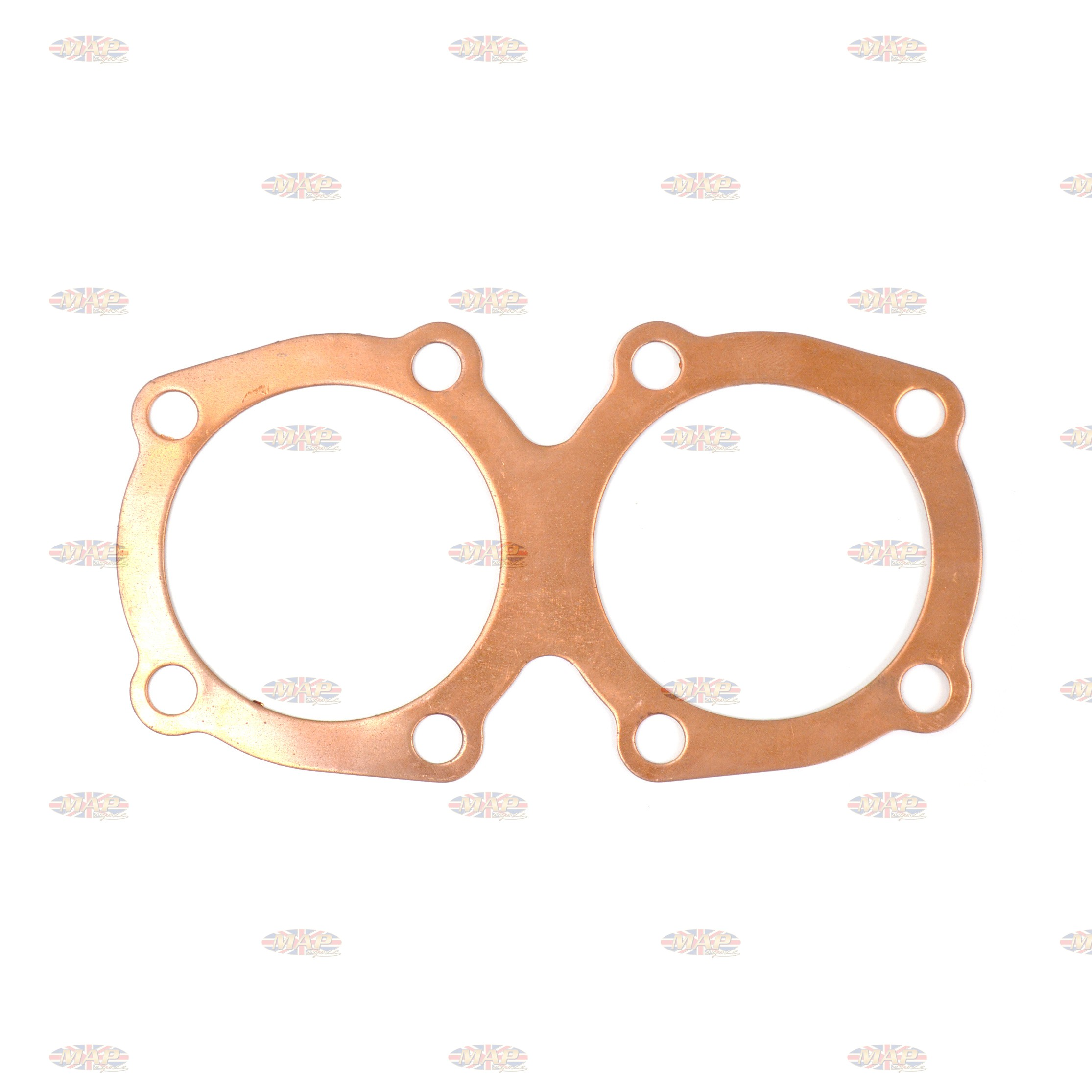 Triumph 500cc, Highest Quality, Deadsoft Copper Head Gasket  70-3003
