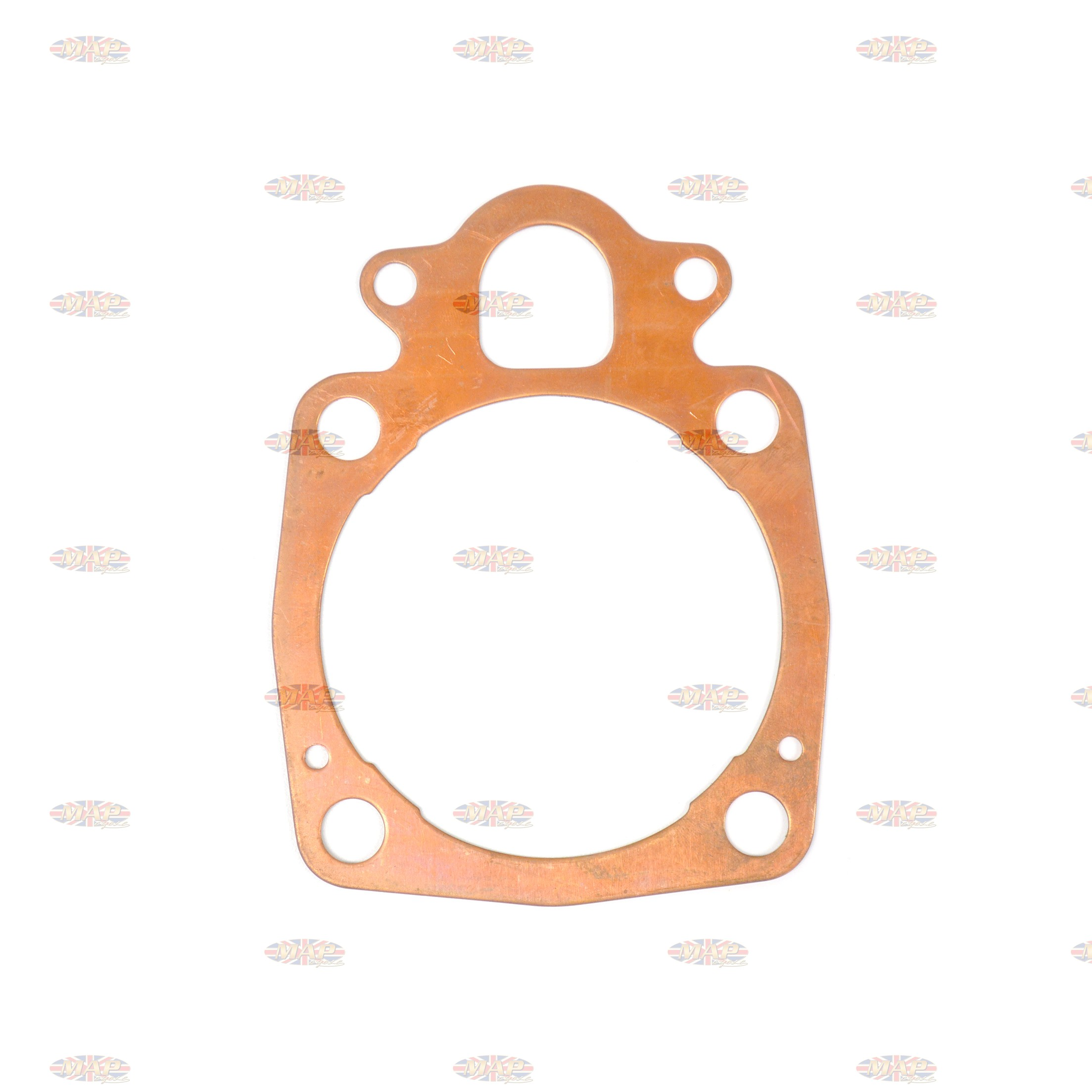 BSA 500cc Single, Deadsoft Copper Headgasket 71-1625