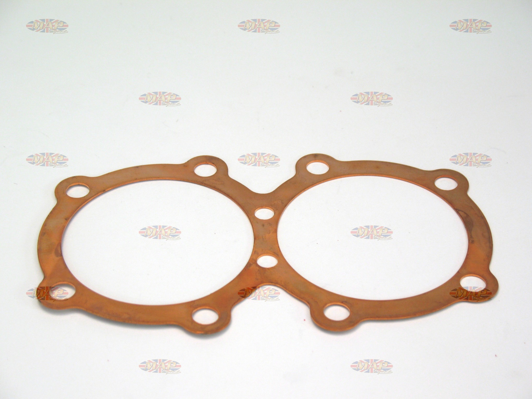 Triumph 750cc Bonneville, Tiger Deadsoft Copper Headgasket 71-3681