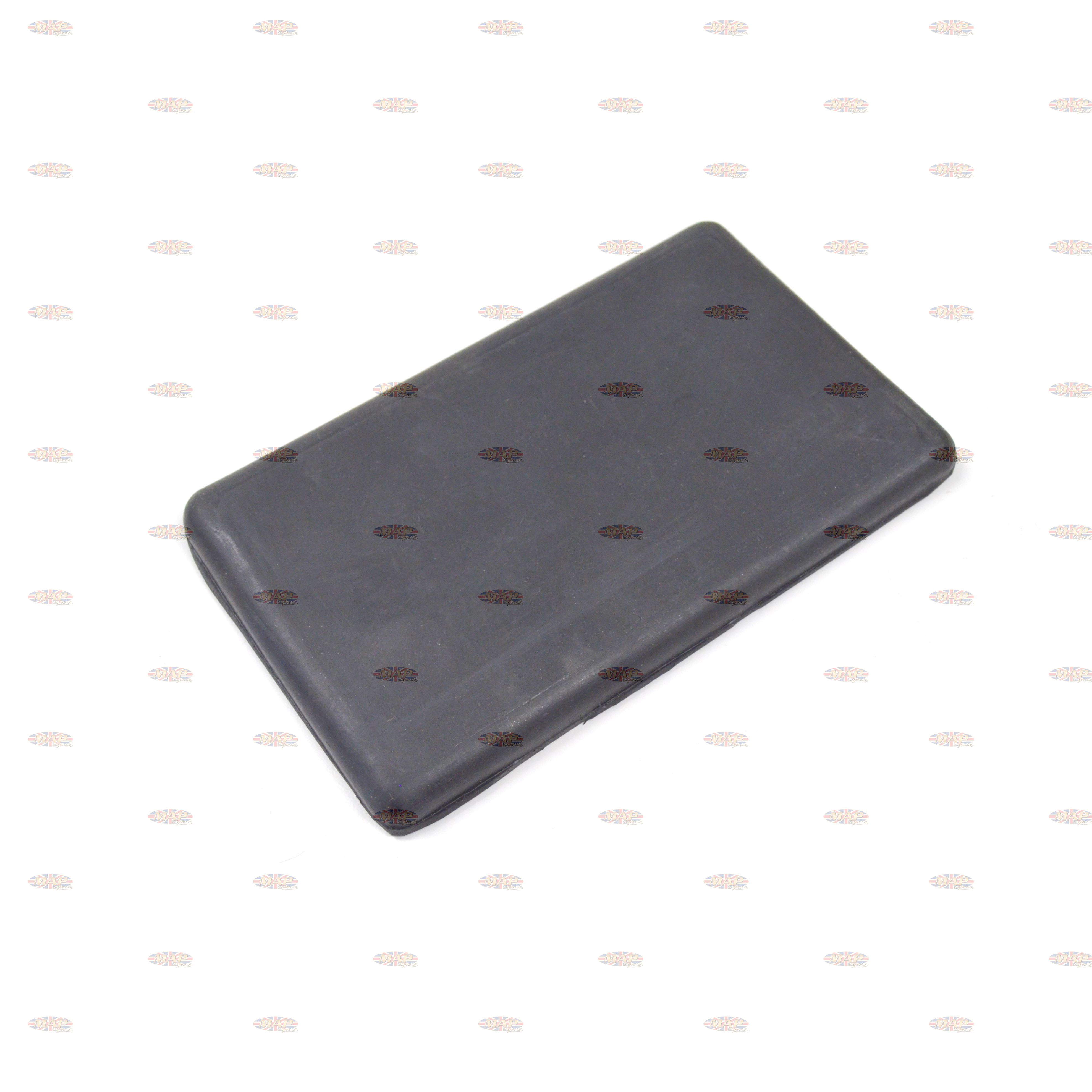Triumph BSA Battery Support Tray Rubber Pad  82-8091