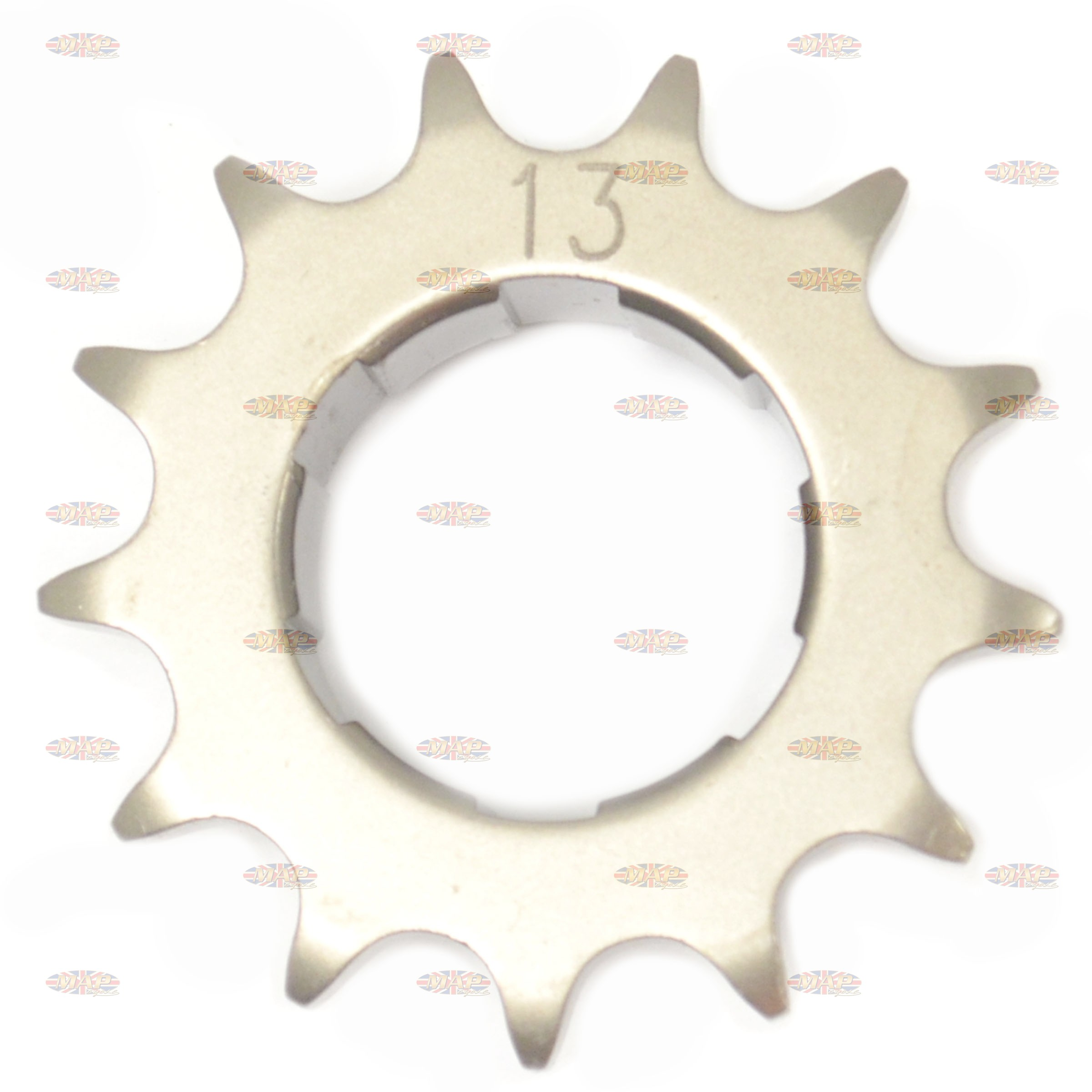BSA C15 B40 Gearbox 13T Tooth Sprocket 40-3041/E