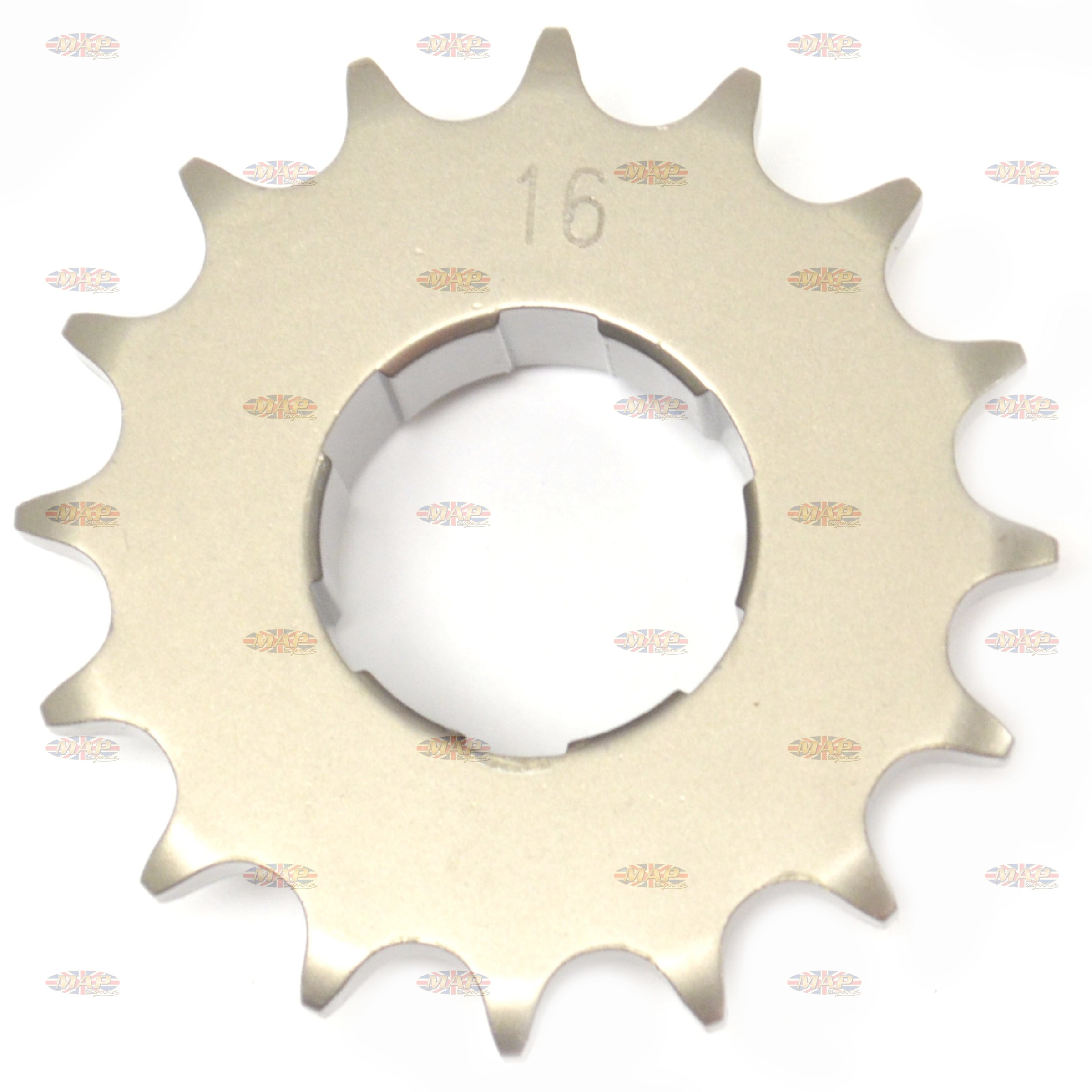 BSA C15 B40 Trials 16T Tooth Gearbox Sprocket 40-3052/E