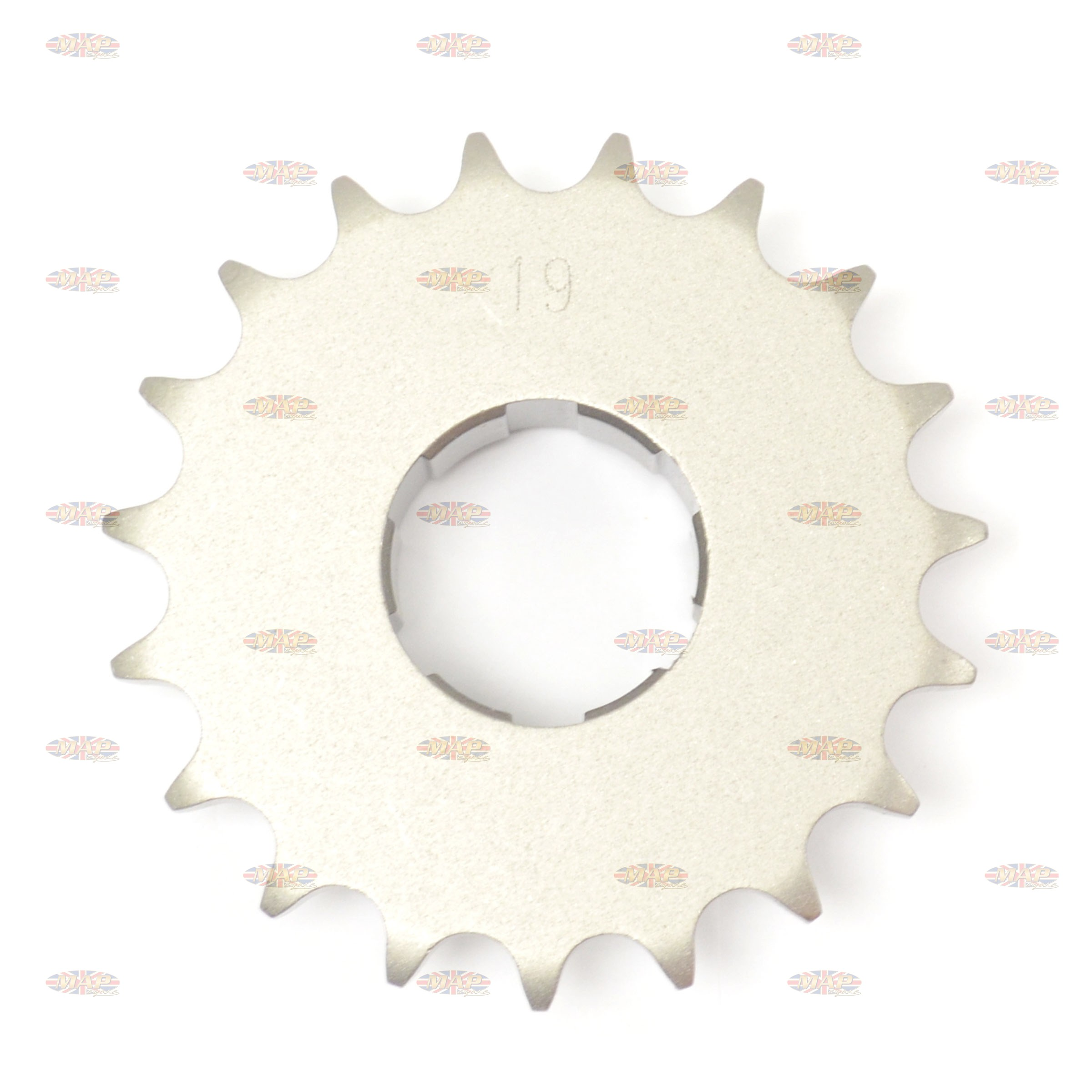 BSA C15 B40 Trials Gearbox Sprocket 19T Tooth  40-3123/E