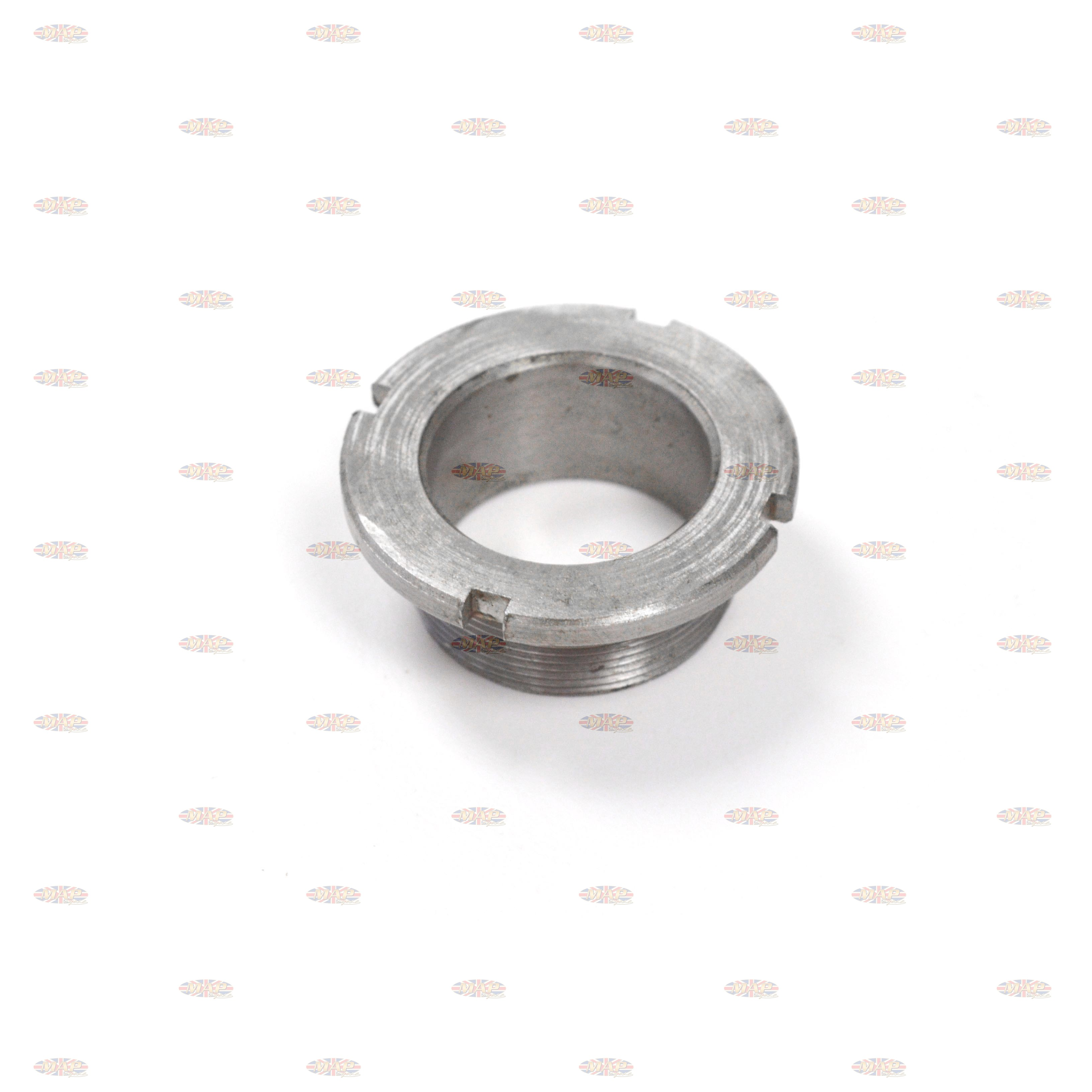 NUT/ BEARING LOCKING (FORKTUBE 68-ON) 97-2091