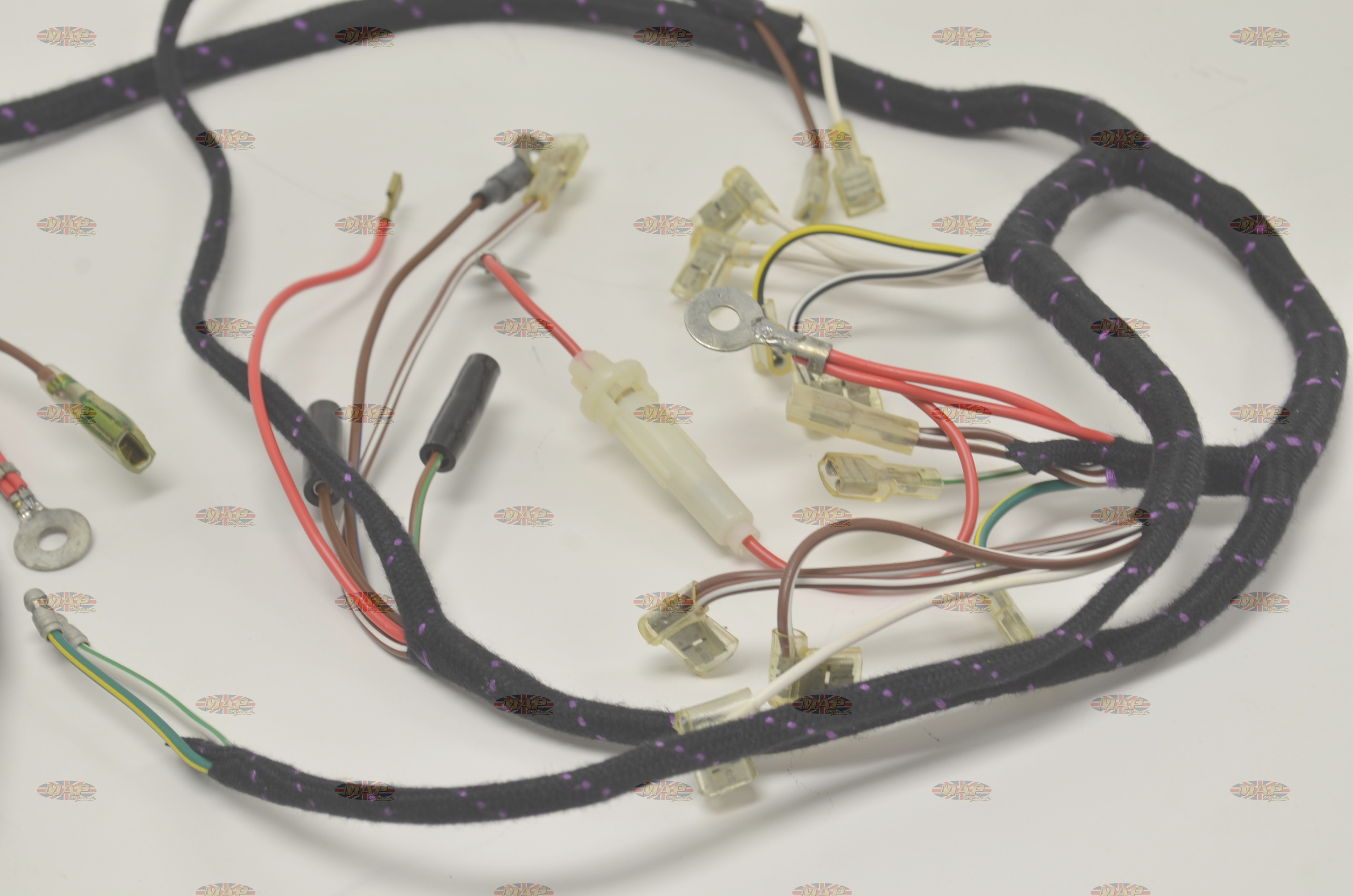 Wiring Harness Uk - Free Vehicle Wiring Diagrams •