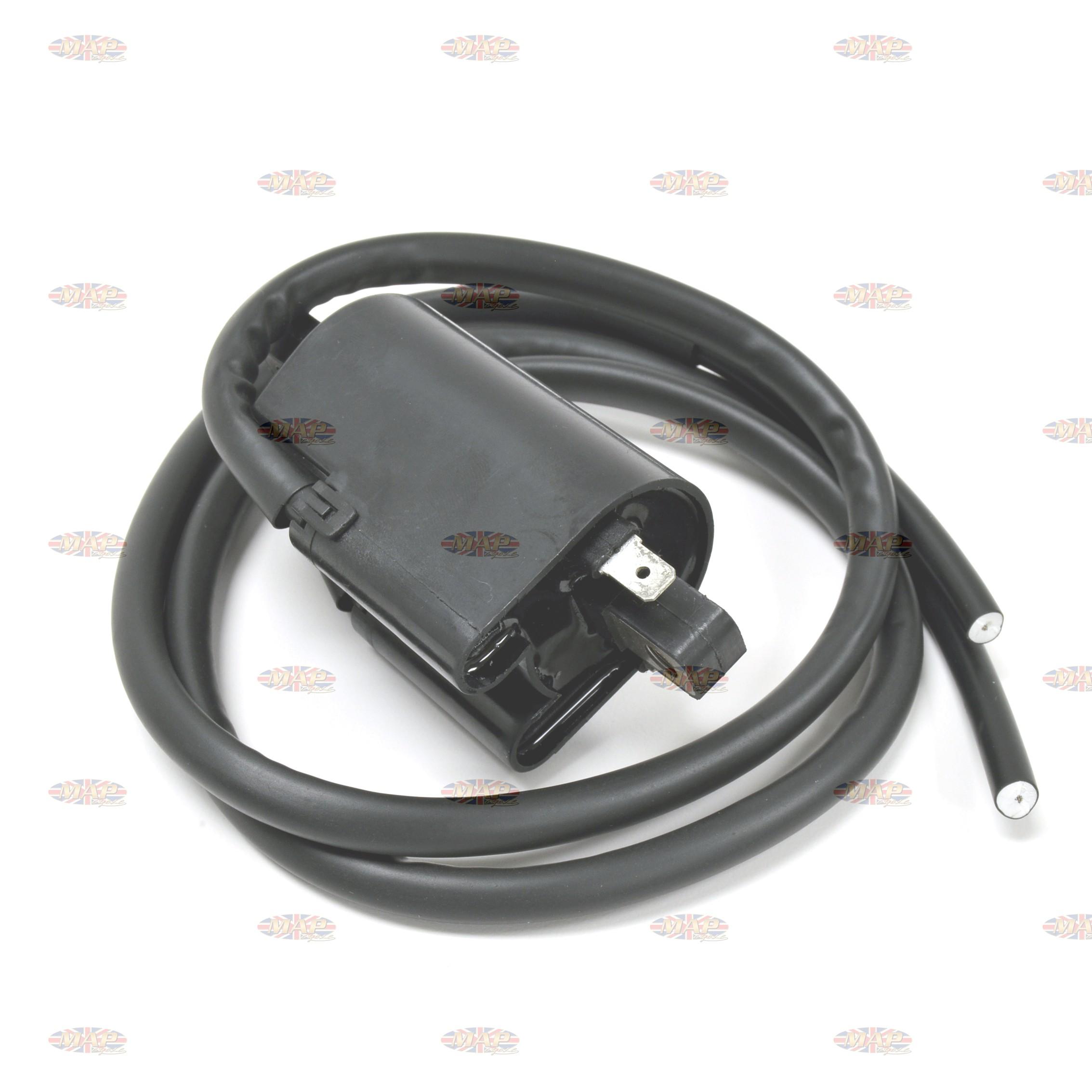12-Volt Dual Lead Hi-Output Coil - TriSpark MAP4692