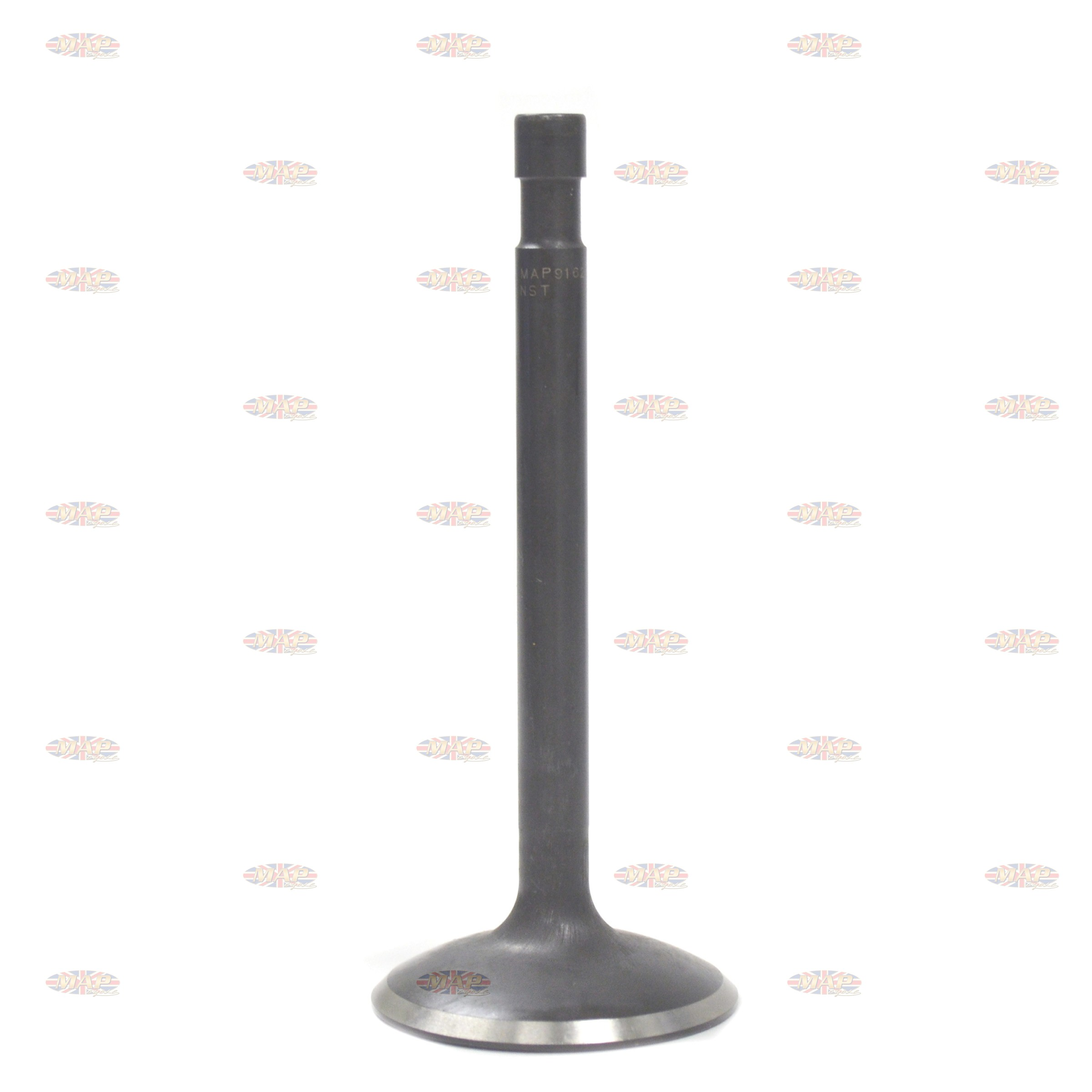"Triumph T150 BSA A75 Black Diamond Exhaust Valve 1.32"" Face Diameter MAP9172"