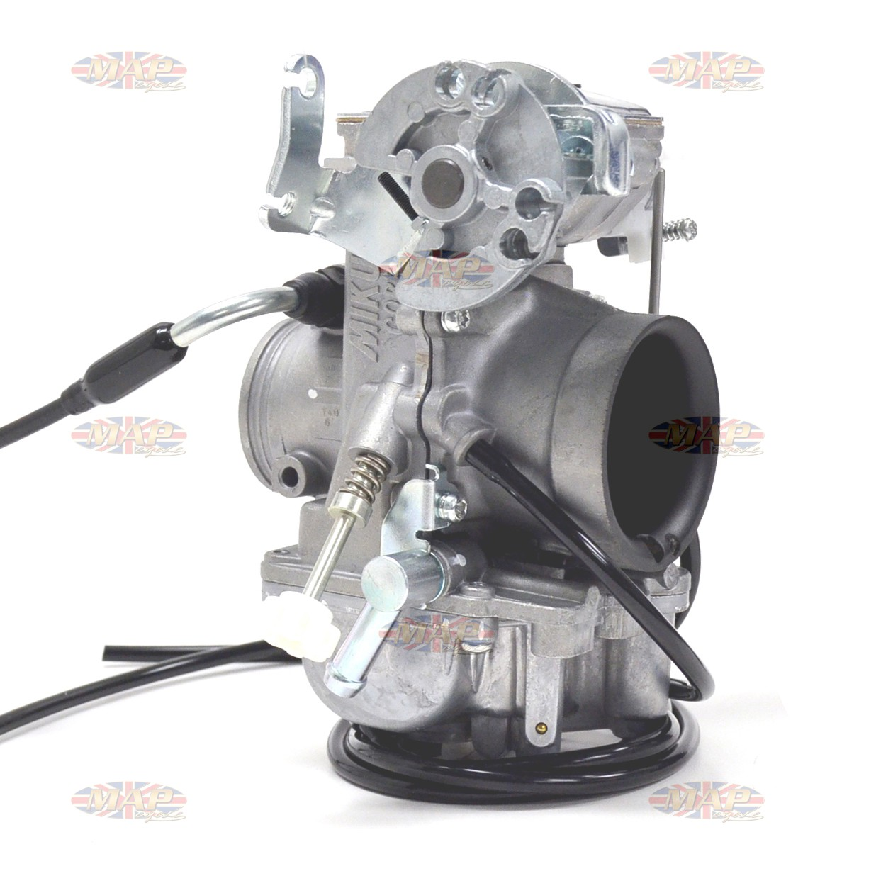 Mikuni TM40 Pumper Flat Slide 40mm Pumper Carburetor
