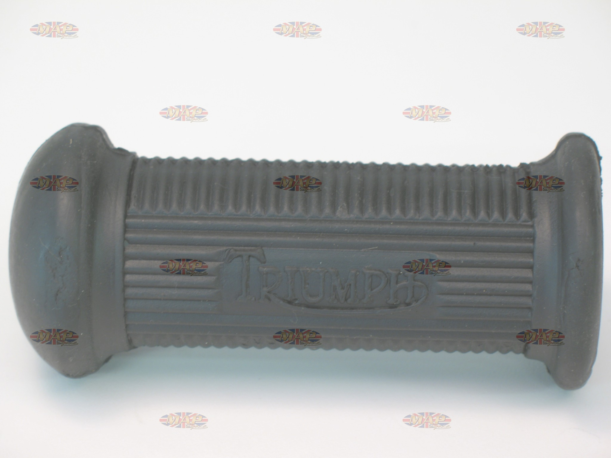 Triumph Foot Rest Rubber - Embossed with Triumph Logo NF704