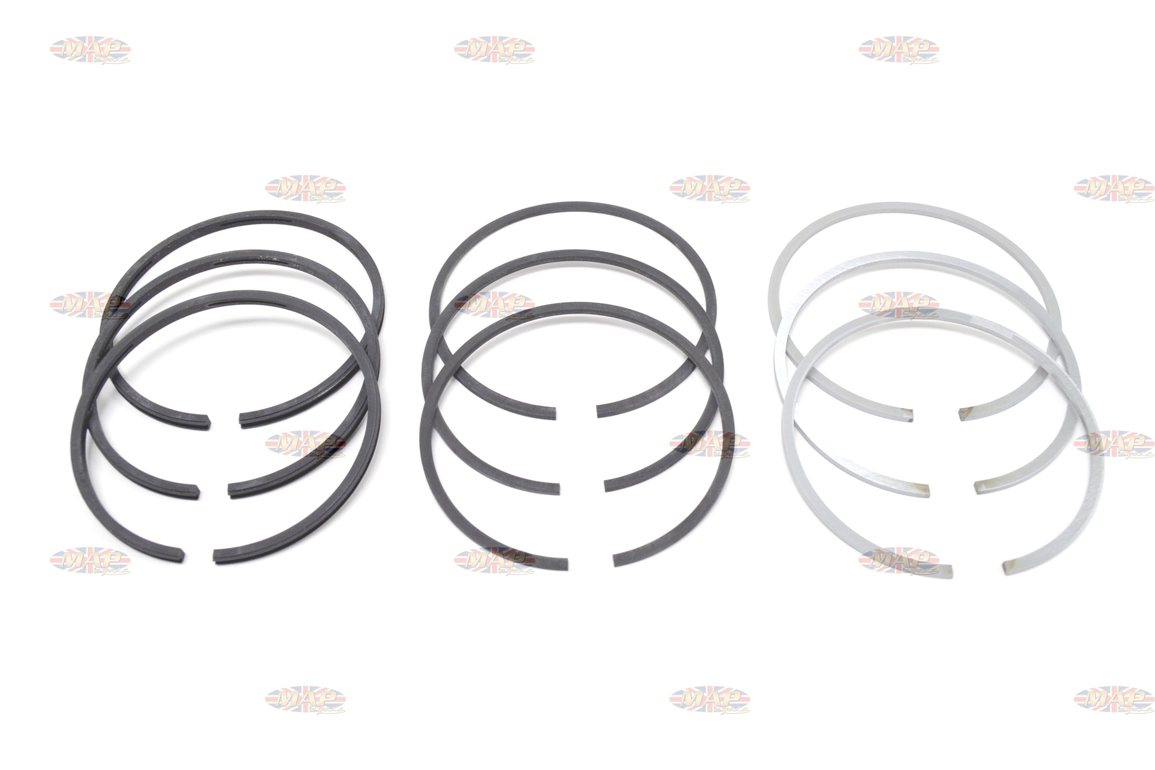 Triumph & BSA IIIs Piston Rings R23020