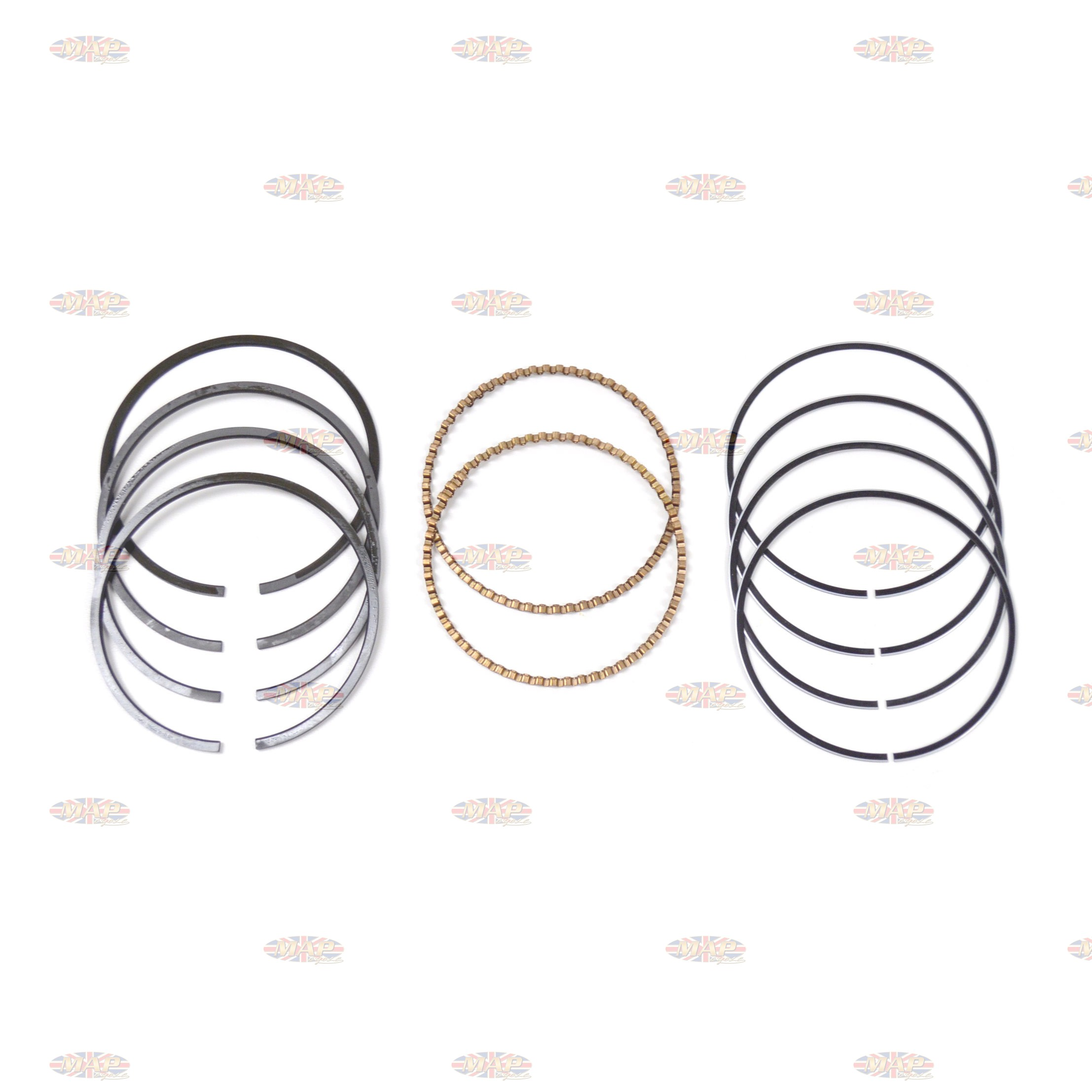 RING SET/ TRI 650 (Great-USA made) +.060 R11050/G060