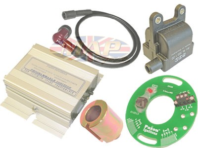 Pazon Competition,12-Volt, Digital Electronic Ignition For Triumph BSA Singles MAP4420