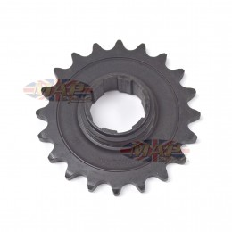 Triumph 650-750cc, 20-Tooth, 520-Chain Conversion, Countershaft Sprocket  57-4782/520