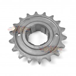 Triumph 650-750cc, 18-Tooth, UK-Made, Countershaft Sprocket  57-4784