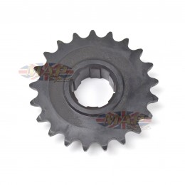 Triumph 650-750cc, 21-Tooth, 520 Conversion, Countershaft Sprocket  57-7067/520