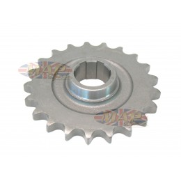BSA A50, A65, 21-Tooth, UK-Made, Countershaft Sprocket  68-3089