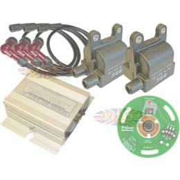 Pazon Smart-Fire Competition 12-Volt Electronic Ignition For British Triples MAP4428