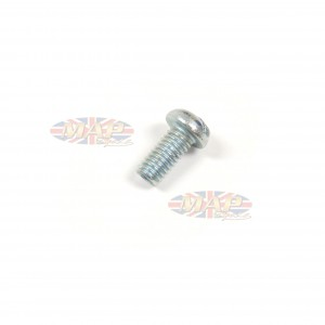 SCREW/ 2BA x 5/16 ROUND HEAD Slot (CHR 00-0450