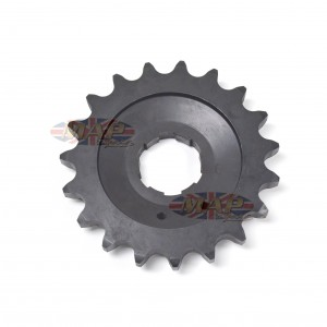 Norton Commando, Atlas, Dominator, English-Made, 19-Tooth Countershaft Sprocket 04-0480