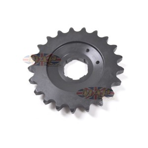 Norton Commando, Atlas, Dominator, English-Made, 21-Tooth Countershaft Sprocket 06-0721