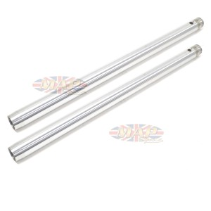 Norton Commando English Made Fork Tubes Set Stanchions 06-3423