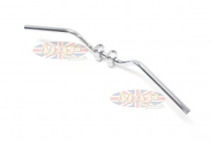 High Quality UK-Made Norton Commando Lowrise Euro-Style Handlebar 06-5748