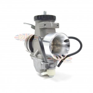 Amal Left Side, MKII, 38mm Smoothbore 2-stroke Carburetor 2038/313T