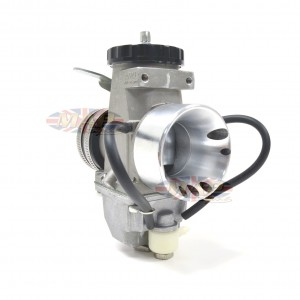 Genuine Amal, 38mm, MKII, Concentric, Left-Side Carburetor  2038/L
