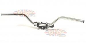 Handlebar-BSA C15/ B40 with welded on lever lugs 40-4956/P