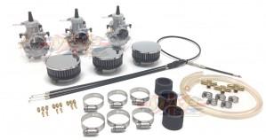 T160 & A75 Triple 28mm Mikuni Kit MAP0373