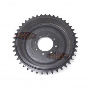 DRUMSPROCKET/ TRI 43T 8-BOLT PATTERN 37-1276/P