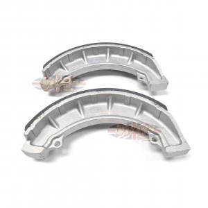 Triumph, BSA Good Quality, Front Brake Shoes - (pair) 37-1996/P