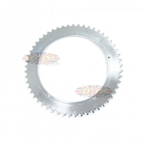 SPROCKET/ 53T 5-BOLT STEEL (CONICAL) uk 37-3903