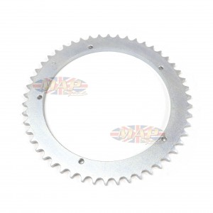 SPROCKET/ 50T 5-BOLT STEEL (CONICAL) 37-4046