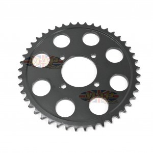 SPROCKET/ 45T TRI R-DISC BLK (ALL 4-BOLT 37-7072