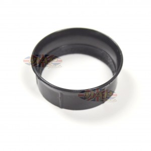 Genuine Amal Black Plastic Velocity Stack for 376 Monobloc Carburetor  376/066