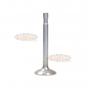 BSA C15 Trials Standard Size Hard Chrome Intake Valve 40-0165/HC