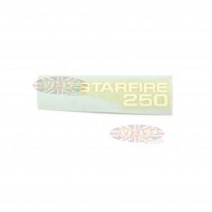 DECAL/ STARFIRE 60-2051