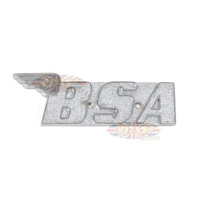 BADGE/ GASTANK BSA A50/A65  71-72  (ea) 60-2568