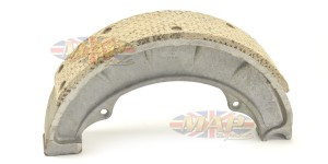 BSA, UK-Made, Leading Brake Shoe for A50 A65 68-5541
